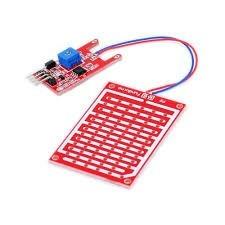 módulo sensor de gotas de  lluvia  id318