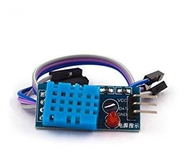 modulo sensor de humedad y temperatura dht11 arduino pic