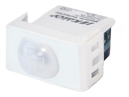 modulo sensor de movimiento infrarrojo kalop blanco o negro