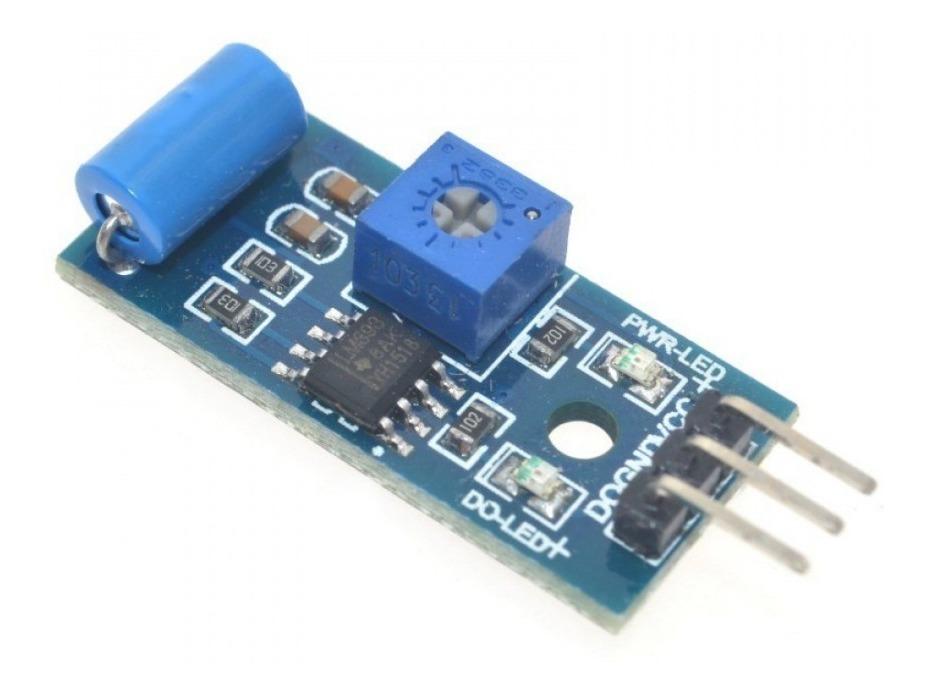 Modulo Sensor De Vibracion Sw420 Arduino
