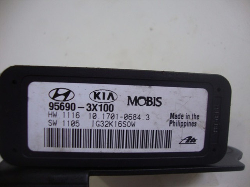 modulo sensor do elantra 2013