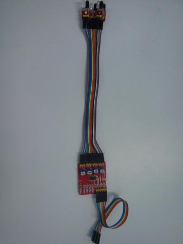 módulo sensor infravermelho (distancia / seguidor linha)