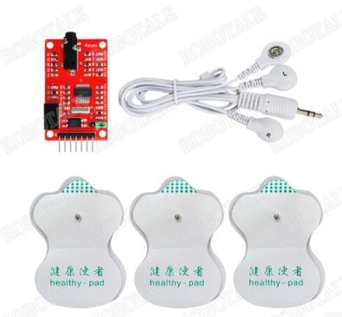 3d0be35bb Modulo Sensor Pulso Cardiaco Amplificador Arduino Md0344 - $ 534,77 ...