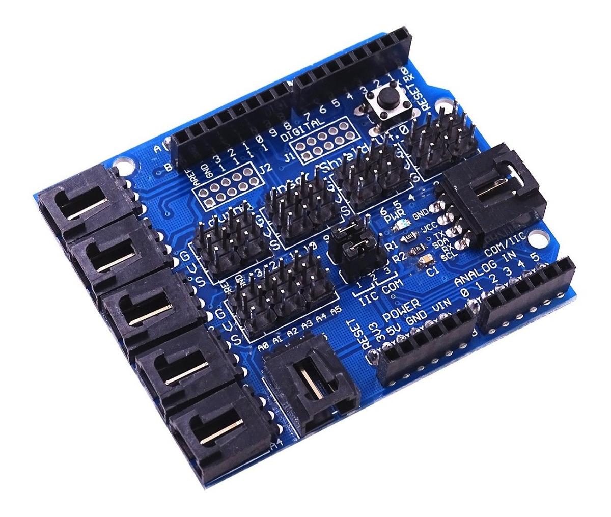 Módulo Sensor Shield V4 Para Arduino