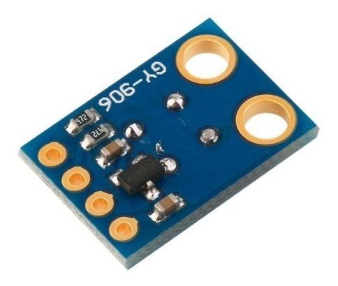 módulo sensor temperatura infra gy-906 mlx90614 esf - baa