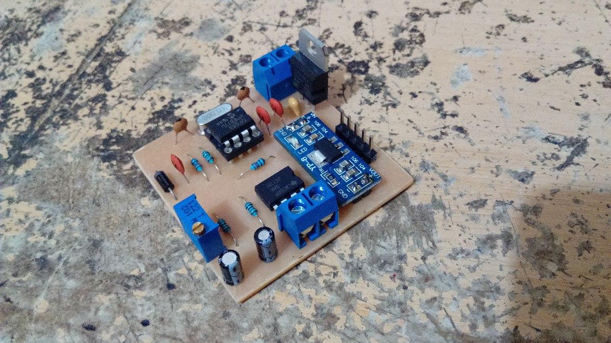 Módulo Sensor Temperatura Ir 0-10v Mlx90614 Arduino Pic Plc
