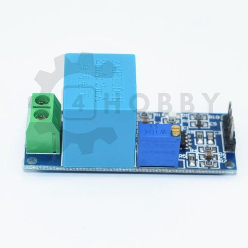 modulo sensor tensão ac 250vac voltimetro zmpt101b *100229