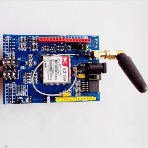 modulo sim 900 gsm arduino , gprs , bateria