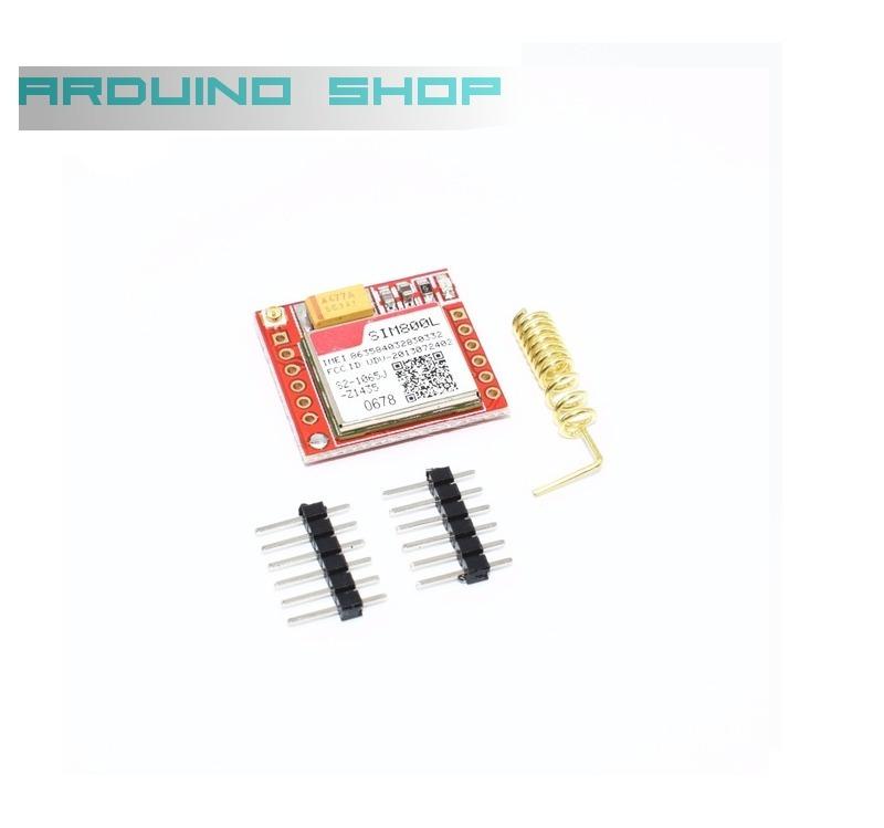 Módulo Sim800l Gprs Gsm Para Arduino