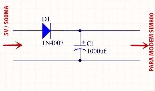 Modulo Sim800l Gprs/gsm Quad Band Pra Arduino Esp32 Sms 8266