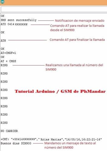 módulo sim900 gsm gprs apilable sobre arduino uno, mega,