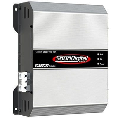 modulo soundigital mono sd2500-1d evo