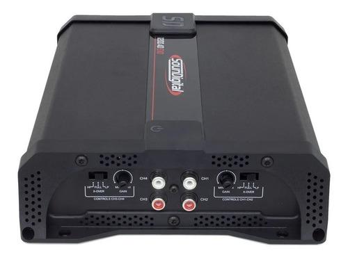 modulo soundigital sd1200.4 sd1200.4d sd1200 1370w 4 canais