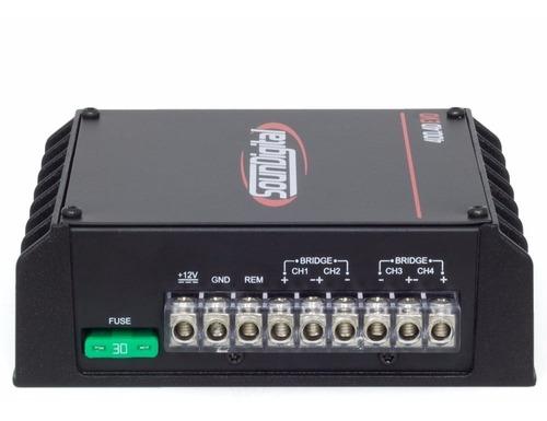 modulo soundigital sd400.4d sd400 sd400.4 400w rms 4 canais