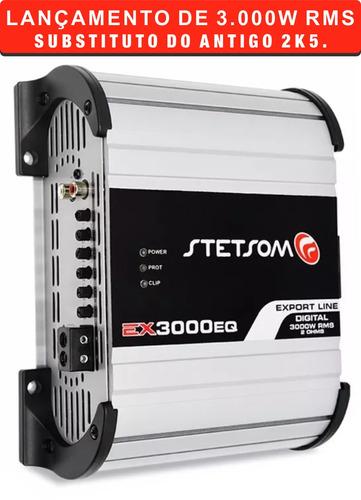 modulo stetsom 2500w amplificador