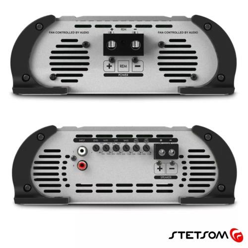 modulo stetsom amplificador