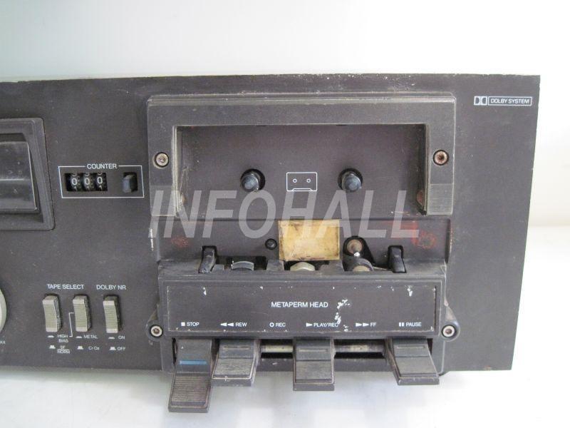M U00f3dulo Tape Deck Gradiente S-126 No Estado Ler An U00fancio