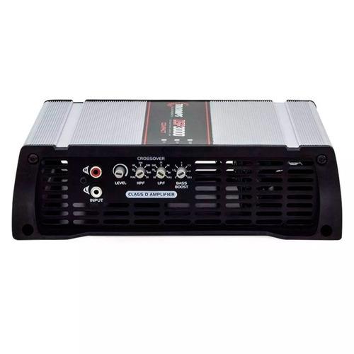 modulo taramps 3000w amplificador 3000
