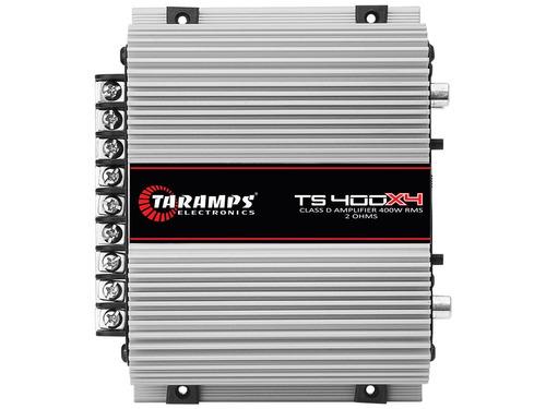 modulo taramps 400w 400 amplificador