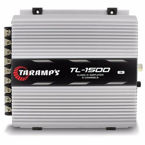 modulo taramps amplificador