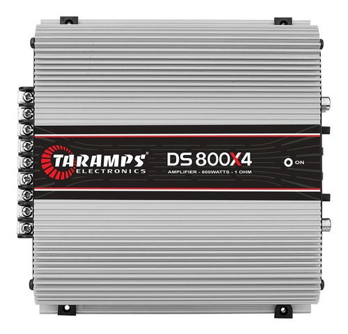 modulo taramps ds 800x4 2 ohms 800w substituto ts 800x4