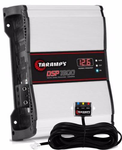 modulo taramps dsp 1600 rms ( 2 meses de uso)