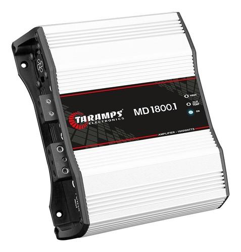 modulo taramps md 1800.1 4 ohm 1800w amplificador automotivo