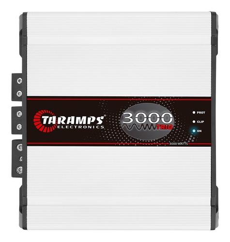 módulo taramps trio 3000 4 ohms 3000 w rms amplificador som