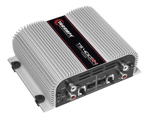 módulo taramps ts 400x4 400 amplificador digital 400w rms