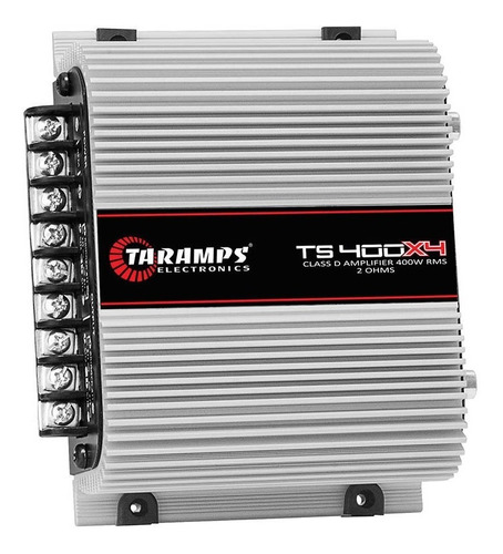 modulo taramps ts400 t400 x4 digital 400 w 2 ohms