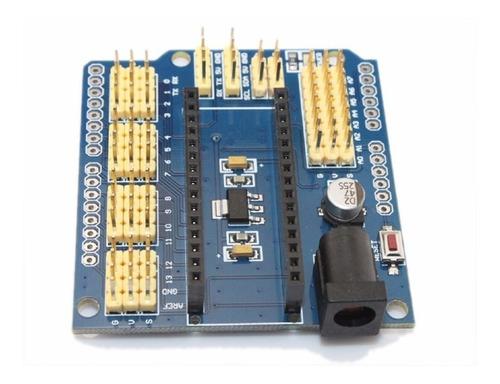 módulo / tarjeta de expansión para arduino nano, uno, mega