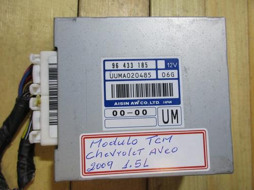 modulo tcm de la caja chevrolet aveo 2009