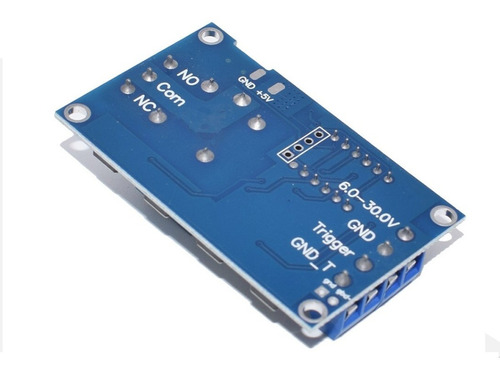 modulo timer rele temporizador de 0 a 999 minutos 6 a 30v