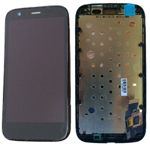 modulo touch pantalla tactil display  moto g xt1032 xt1040