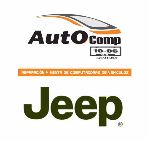 modulo tranfer de jeep wk grand cherokee