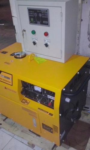 modulo transferencia automatica planta electrica monofasico