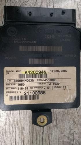 modulo transmissao caixa allison a420094n