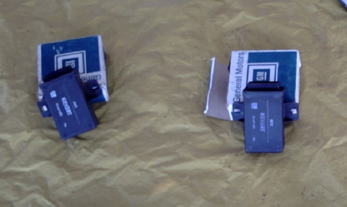 modulo trava  porta alarme corsa 94 13 controle gm original