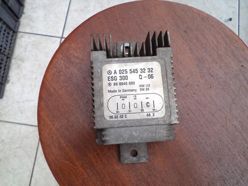 modulo ventuinha mercedes classea a025.545.323.2