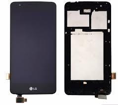 modulo vidrio tactil display lcd original lg k8 2017 x240ar