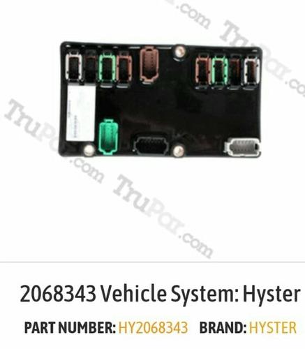 módulo vsm hyster n° de parte 2068343 hyster h55