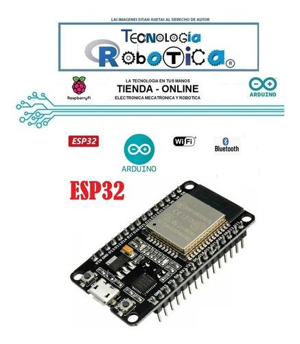 modulo wifi- bluetooth esp32 arduino raspberry avr pics