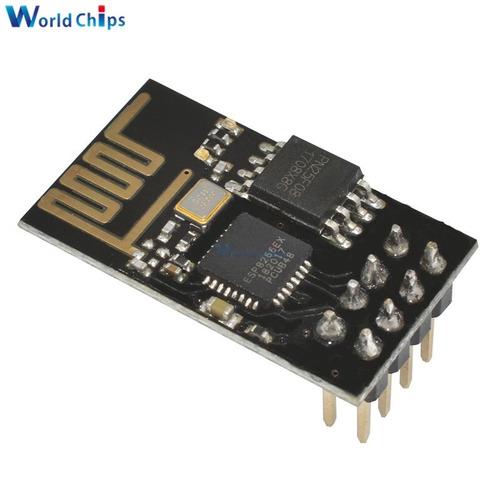 módulo wifi esp8266 esp-01s con relevador.