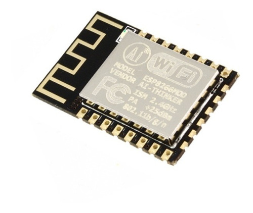 modulo wifi esp8266 esp-12e con stack tcp ip arduino pic arm