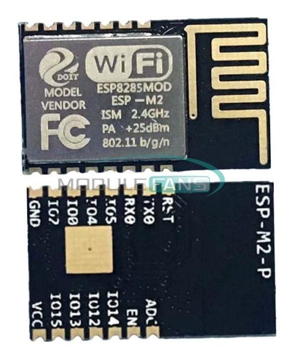 Módulo Wifi Esp8285 Esp M2 Para Arduino