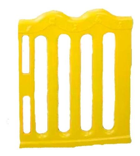 modulo x1 panel para corralito pelotero alto rotoys