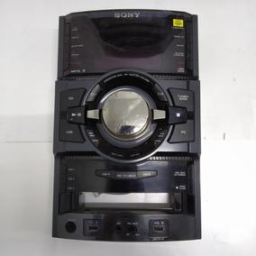 f60e6baf1 Painel Frontal Sony Genezi Mhc-gtr33 System Pn 1-881-085-