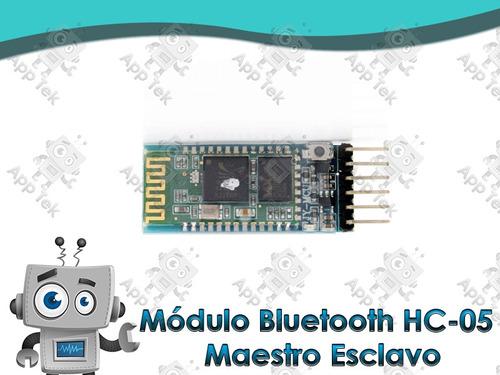 modulos bluetooth arduino hc-06 hc-05