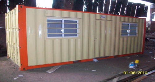 modulos / containers 6 mts o 12 mts