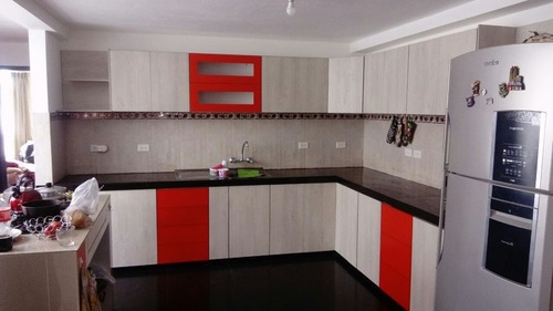 módulos de cocina y closet modernos puertas baños
